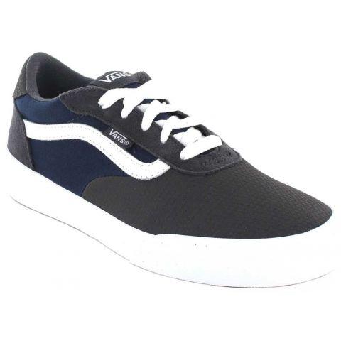 Vans Palomar Y Gris Azul Calzado Casual Junior Lifestyle Vans