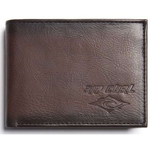 Rip Curl Wallet Rocked PU All Day Brown