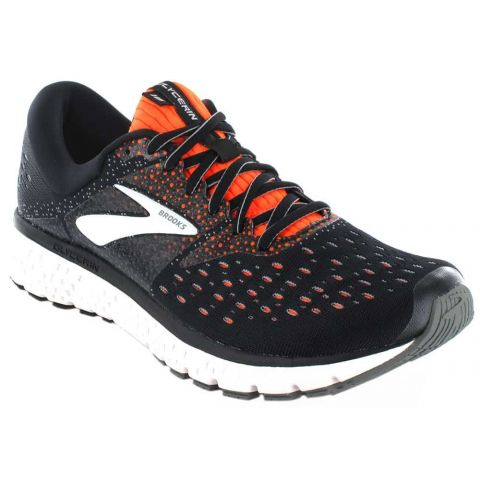 Brooks Glycerin 16 Black Orange