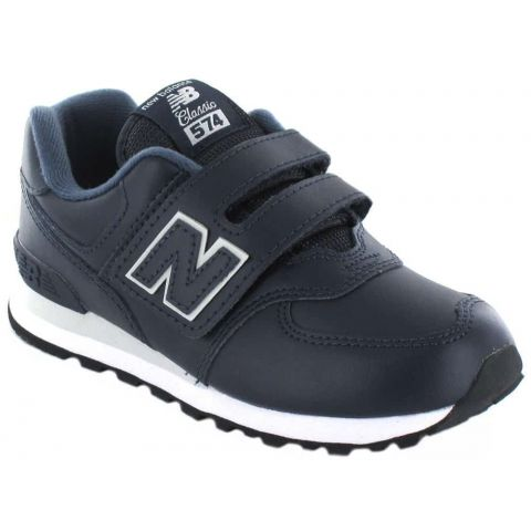 New Balance YV574ERV Azul New Balance Calzado Casual Junior Lifestyle Tallas: 30, 31, 32, 33, 34,5, 35; Color: azul