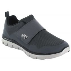 Skechers Gurn Gris Skechers Calzado Casual Hombre Lifestyle Tallas: 40, 41, 42, 43; Color: gris