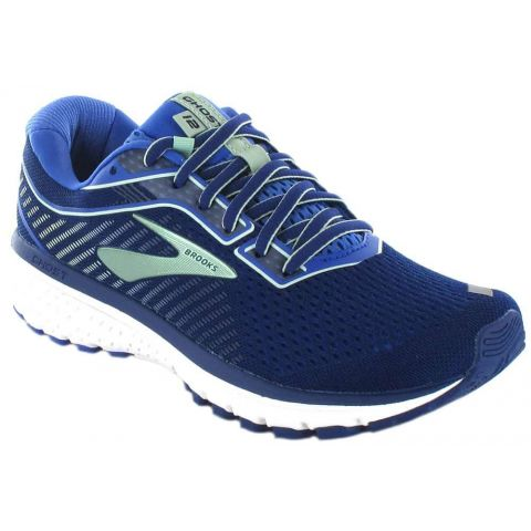 Brooks Ghost 12 W Blue Brooks Running Shoes Man Running Shoes Running Sizes: 38, 38,5, 39, 40, 40,5, 41; Color: