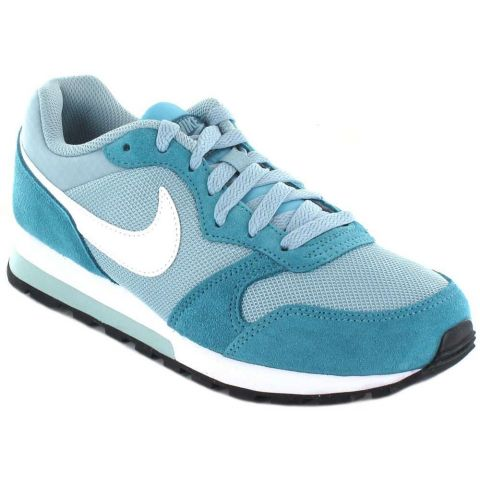 Nike MD Runner 2 W 303 Nike Shoes Women's Casual Lifestyle Sizes: 37,5, 38, 39, 40, 41; Color: light blue