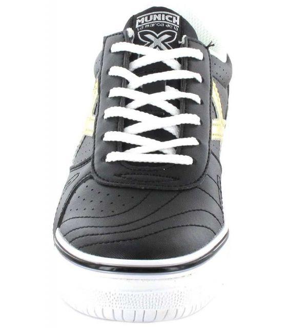 Munich G3 Black-Munich Shoes Casual Man Lifestyle Sizes: 39, 40, 41, 42, 43, 44, 45, 46; Color: black