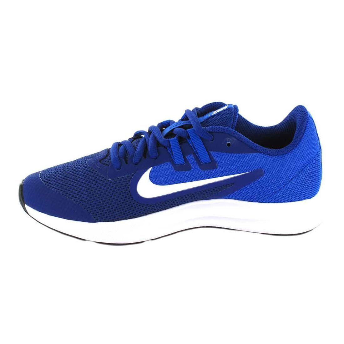 Nike Downshifter 9 GS 400 Tallas 37,5 Color Azul
