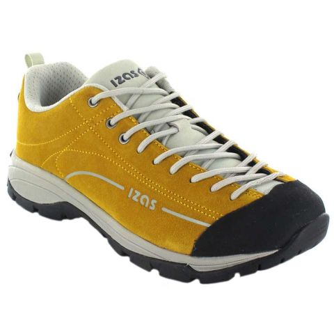 Izas Zorge Gold Honey Izas running Shoes Trekking Mens Footwear Mountain Carvings: 42, 43, 44, 40, 41; Color: gold