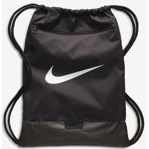 Nike Brasilia GymSack Black Nike Backpacks - Bags Running Color: black