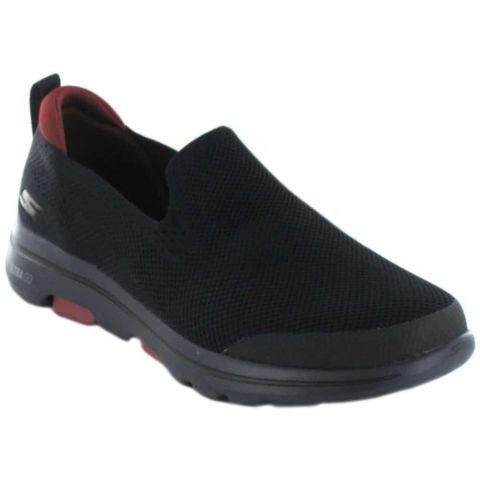 Skechers GOwalk 5 Negro Skechers Calzado Casual Hombre Lifestyle Tallas: 41, 42, 43, 44, 45, 46; Color: negro