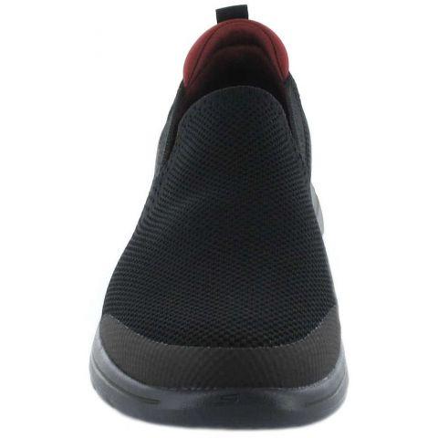 Skechers GOwalk 5 Black Skechers Casual Footwear Man Lifestyle Sizes: 41, 42, 43, 44, 45, 46; Color: black