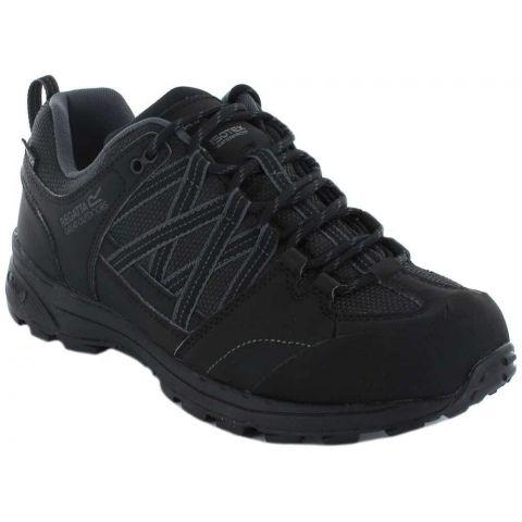 Regatta Samaris II Low Regatta Slippers Trekking Mens Footwear Mountain Carvings: 41, 42, 43, 44, 45, 46; Color: gray