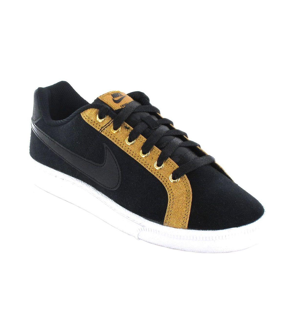 Nike Court Royale Prem W Nike Calzado Casual Mujer Lifestyle Tallas: 37,5, 38, 39, 40, 41; Color: negro