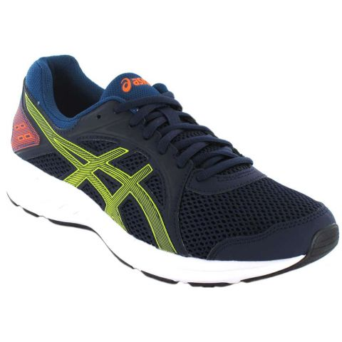 Asics Jolt 2 Navy Blue Asics Mens Running Shoes Running Shoes Running Sizes: 40,5, 41,5, 42, 43,5, 44, 44,5