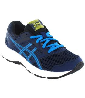 Asics Content Gs Navy Blue Asics Running Shoes Child Running Shoes Running Sizes: 35,5, 36, 37, 37,5, 38, 39, 39,5