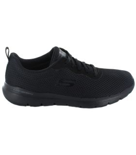 Skechers First Insight Negro Skechers Calzado Casual Mujer Lifestyle Tallas: 35, 36, 37, 38, 39, 40; Color: negro