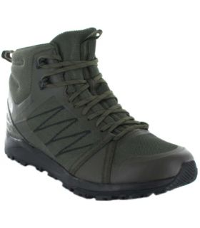 The North Face Litewave Fastpack 2 Mid Gore-Tex Verde