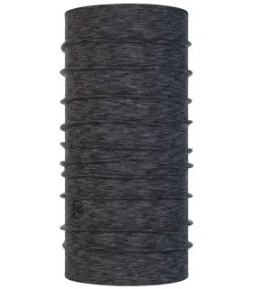 Buff Midweight Merino Buff Graphite Multi
