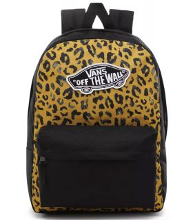 Vans Realm Leopard Vans Urban Backpacks Mountain Color: black