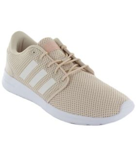 Adidas QT Racer Adidas Shoes Women's Casual Lifestyle Sizes: 39 1/3, 40, 40 2/3, 41 1/3, 42, 42 2/3, 44; Color: beige