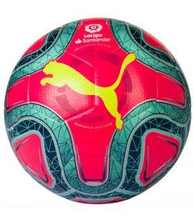Puma Balón de fútbol La Liga Hybrid Rosa Puma Balones Fútbol Fútbol Color: rosa