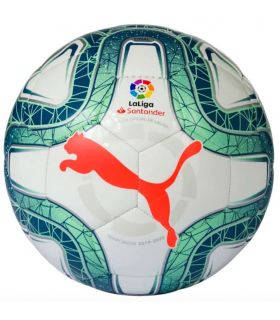 Puma Minibalón The League Puma soccer Balls Football Soccer Color: white