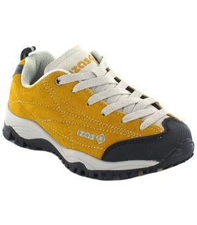 Izas Zorge Jr Gold Honey Izas running Shoes Trekking kids Footwear Mountain Carvings: 30, 31, 32, 33, 34, 35; Color: orange
