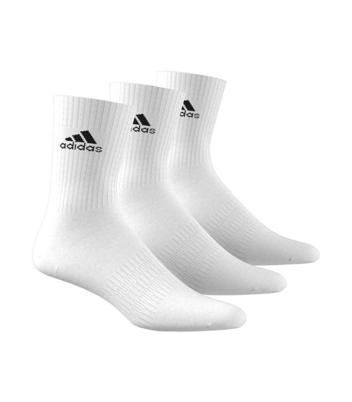 Adidas Socks Cushioned White