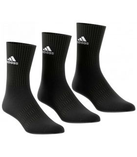 Adidas Calcetines Cushioned Negro
