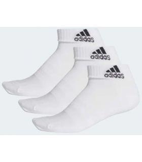 Adidas Ankle Socks Cushioned White