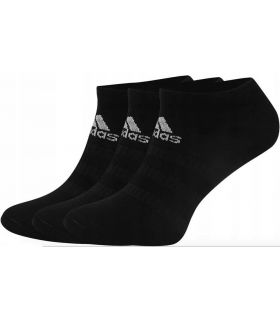 Adidas Socks Tobilleros Cushioned Black