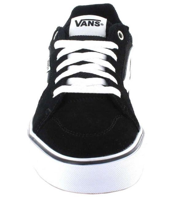 Vans Filmore Negro Vans Calzado Casual Hombre Lifestyle Tallas: 41, 42, 43, 44, 45, 46; Color: negro