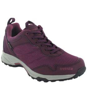 Treksta Star 101 W Morado Gore-Tex TrekSta Zapatillas Trekking Mujer Calzado Montaña Tallas: 37, 38, 39, 40, 41; Color: