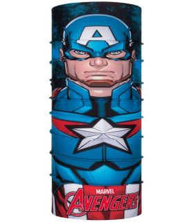 Buff Super Heroes Buff Capitan America Buff Buff Trail Running Trail Running Color: azul