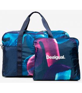 Desigual Matilde Gymbad Arty Desigual Mochilas - Bolsas Running Color: azul marino