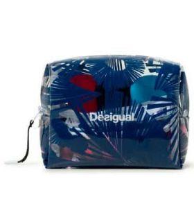 Desigual Gel Pack Towel Arty Azul Desigual Mochilas - Bolsas Running Color: azul
