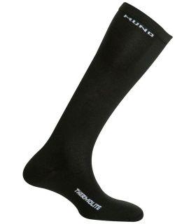 Mund Media Skiing Mund Socks Calcetines Montaña Calzado Montaña Tallas: 34 / 37, 38 / 41, 42 / 45; Color: negro