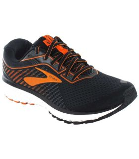 Brooks Ghost 12 Black Brooks Running Shoes Man Running Shoes Running Sizes: 41, 42, 42,5, 43, 44, 44,5, 45, 45,5