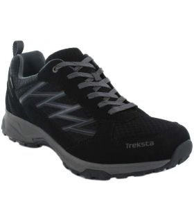 Treksta Bolt Gore-Tex Negro TrekSta Zapatillas Trekking Hombre Calzado Montaña Tallas: 40, 42, 43, 45, 46; Color: negro