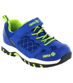 Izas Jesselton Izas running Shoes Trekking kids Footwear Mountain Sizes: 33, 35; Color: blue