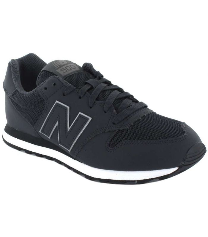 New Balance GM500TRX New Balance Casual Shoe Mens Lifestyle Sizes: 41,5, 42, 43, 44, 45, 46,5; Color: black