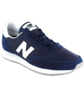 New Balance UL720AB Munich Shoes Casual Man Lifestyle Sizes: 41,5, 42, 43, 44, 45, 46,5; Color: navy blue