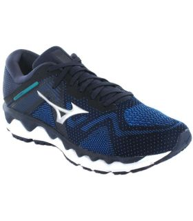 Mizuno Wave Horizon 4 Blue Mizuno Running Shoes Man Running Shoes Running Sizes: 42, 42,5, 43, 44, 44,5, 45;