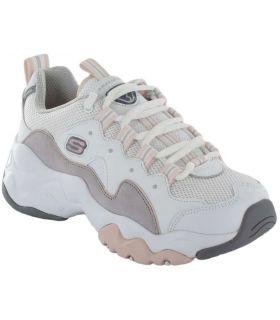 Skechers D Lites 3 Zenway Skechers Shoes Women's Casual Lifestyle Sizes: 37, 38, 39, 40, 41; Color: white