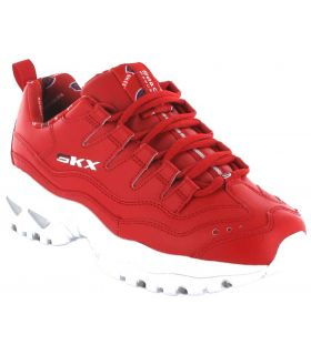Skechers Energy Retro Vision Red Skechers Shoes Women's Casual Lifestyle Sizes: 37, 38, 39, 40, 41; Color: red