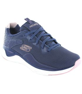 Skechers Radiant Sun Skechers Calzado Casual Mujer Lifestyle Tallas: 36, 37, 38, 39, 40, 41; Color: azul