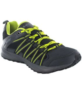 Hi-Tec Trail Sensor Lite Lime Hi-Tec Running Shoes Trail Running Mens Running Shoes Trail Running Size: 40, 41, 42, 43