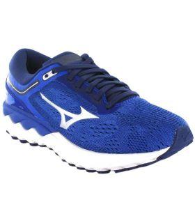Mizuno Wave Skyrise W Mizuno Running Shoes Woman running Shoes Running Sizes: 37, 38, 39, 40, 40,5, 41; Color: blue