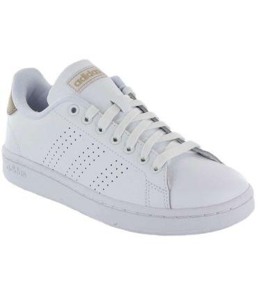 Adidas Avantage W Adidas Chaussures de Femmes de mode de Vie Décontracté Tailles: 36 2/3, 37 1/3, 38, 38 2/3, 39 1/3, 40, 40