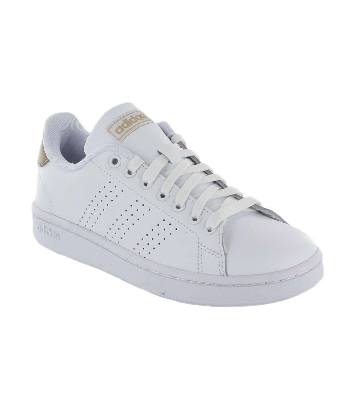 Adidas Advantage W Adidas Shoes Women's Casual Lifestyle Sizes: 36 2/3, 37 1/3, 38, 38 2/3, 39 1/3, 40, 40 2/3, 41