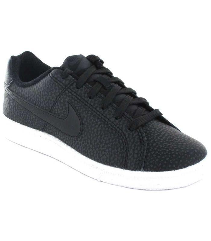 Nike Court Royale Prem1 W Nike Shoes Women's Casual Lifestyle Sizes: 37,5, 38, 39, 40, 41; Color: black