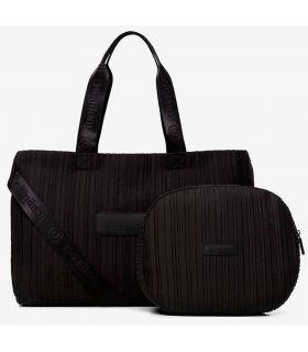 Desigual gym Bag 2 in 1 Black Desigual Backpacks - Bags Running Color: black